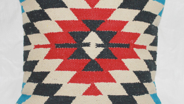 Kilim cushion design