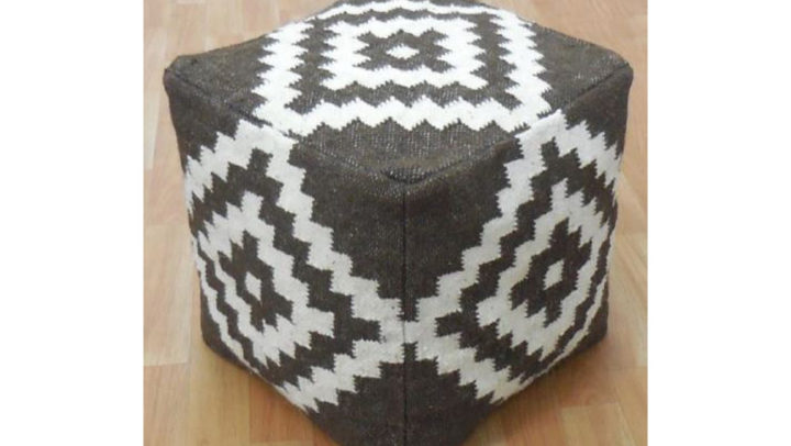 Square shape POUFS AND OTTOMANS
